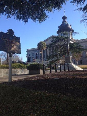 South Carolina State House: visit2015