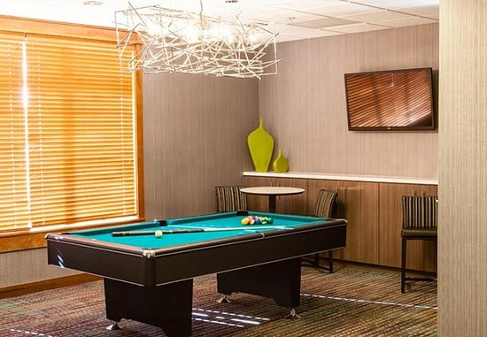 Westlake Village, Kalifornia: Billiards Room