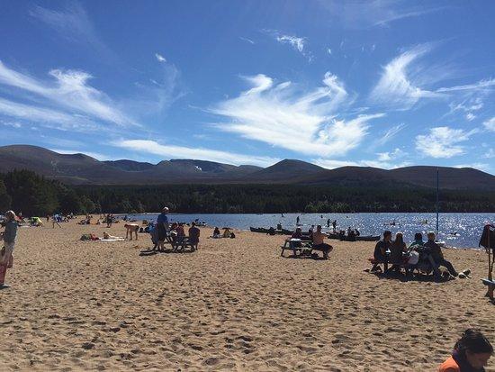 Aviemore, UK: Loch Morlich Watersports