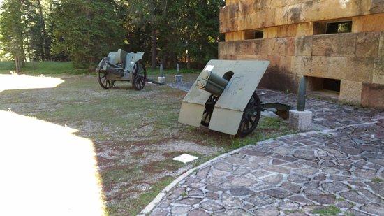 Sacrario Militare di Pocol