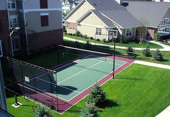 Saddle River, NJ: Sport Court