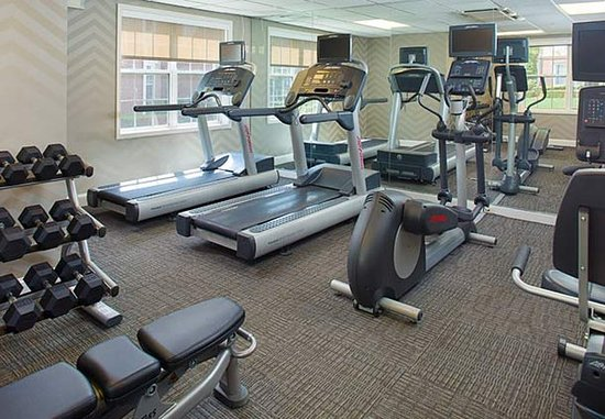 Saddle River, NJ: Fitness Center