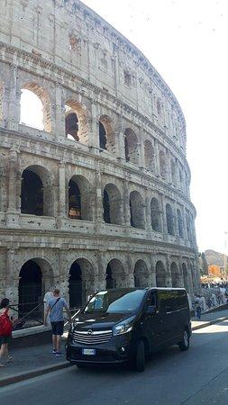 Rome Shuttle Service - Day Tour: RSS VAN