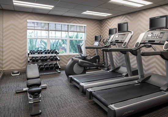 Los Alamitos, Καλιφόρνια: Fitness Center
