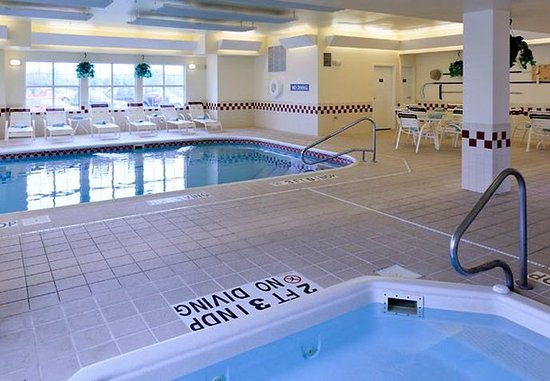 Beavercreek, OH: Indoor Spa