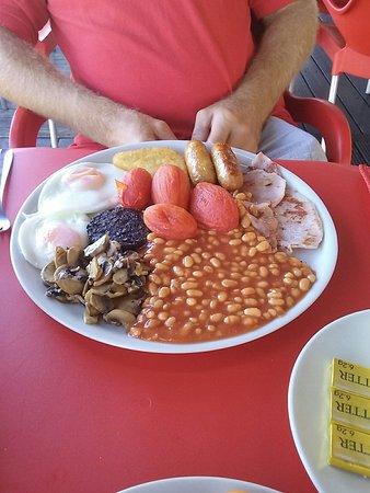San Fulgencio, Spain: Best breakfast ever