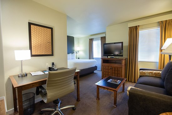 HYATT house San Ramon: Studio Suite