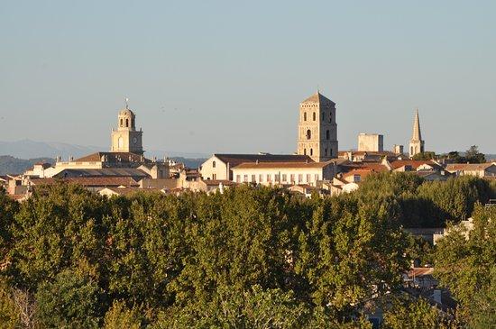 Ibis Styles Arles Palais des Congrès : Vu de ma chambre au cinquième étage