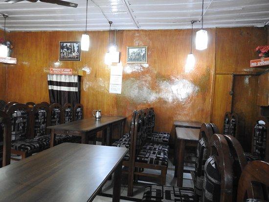 Glory Hotel & Restaurant: Inside view, Glory