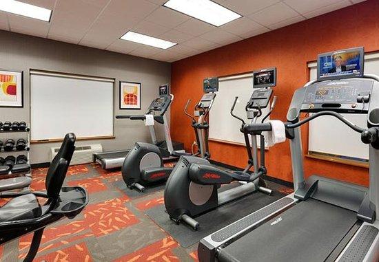 Warrenville, IL: Fitness Center