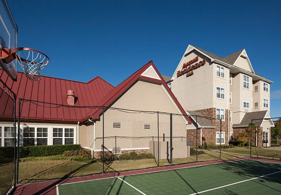 Rogers, AR: Sport Court