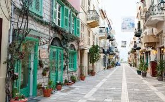 Nauplion Promenade: Ένα ακόμα Καντούνι απο το μαγικό Ναυπλιο