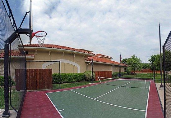 Temple, TX: Sport Court