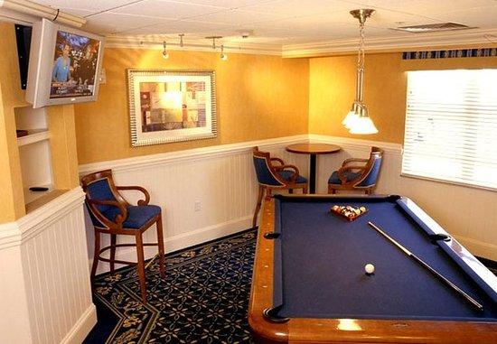 Poughkeepsie, Nowy Jork: Billiard Room