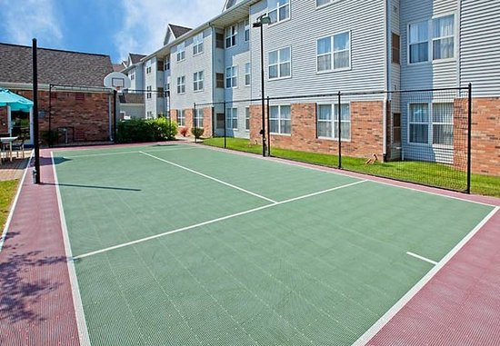 Merrillville, IN: Sport Court