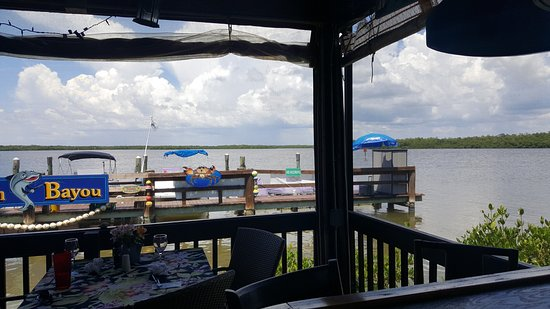 Goodland, FL: Another from the bar.