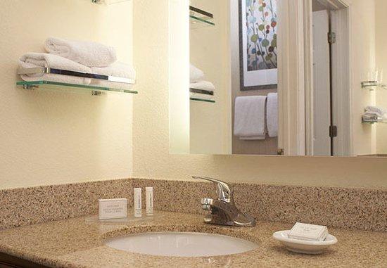 เซาเทิร์นไพน์ส, นอร์ทแคโรไลนา: Suite Bathroom
