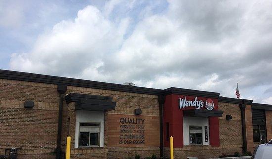 Sutton, Virginia Occidentale: Wendy's