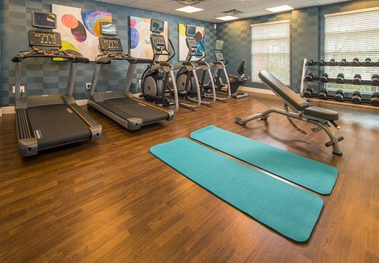Dulles, Virginie : Fitness Center