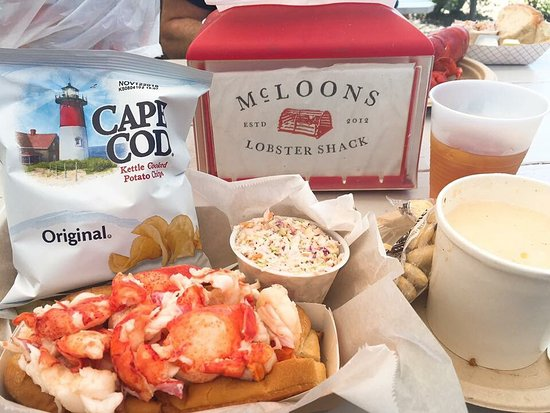 South Thomaston, Μέιν: McLoons Lobster Shack