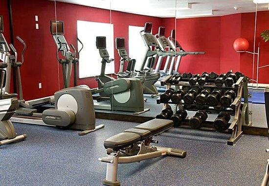 Stockton, Californie : Fitness Suite