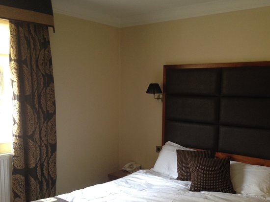 Oundle, UK: Photo of our room