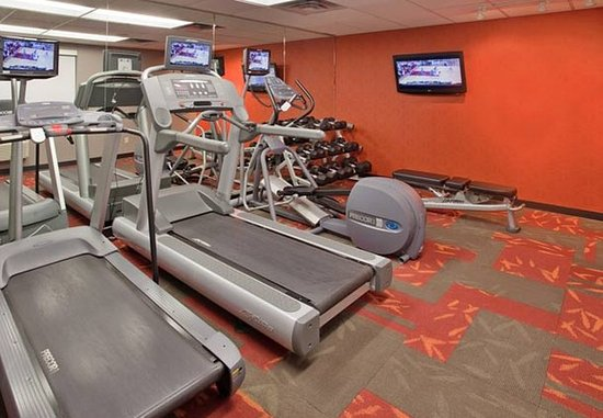 Stafford, TX: Fitness Center