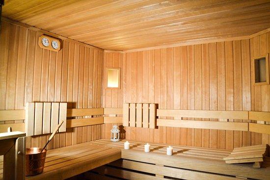 Hotel Vecchia America: sauna