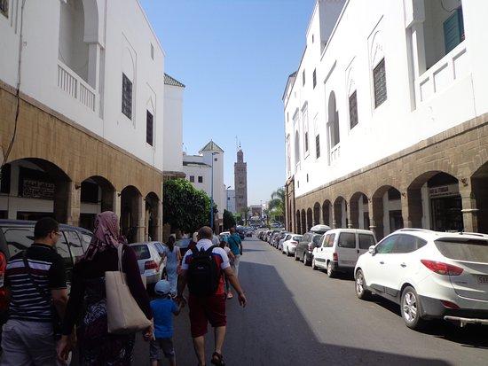 Casablanca, Marruecos: Habous 1