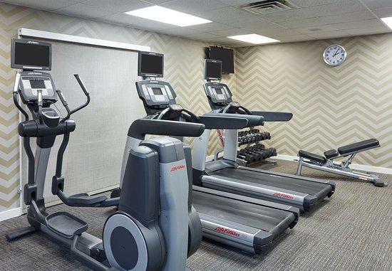 พอนทีแอก, มิชิแกน: Fitness Center