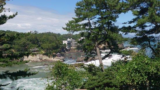 Kitaibaraki, Japon : 五浦岬公園からです。(展望台には上らず撮影)