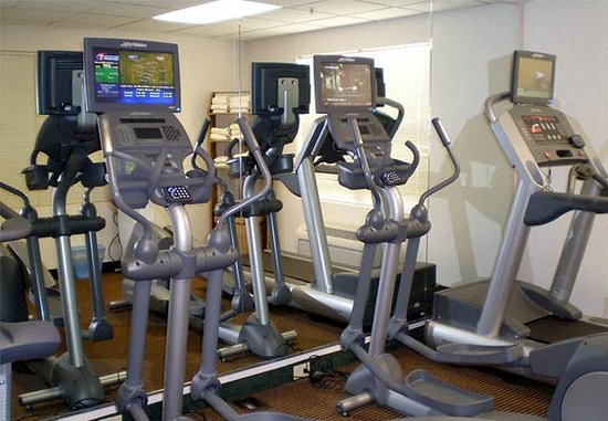 Troy, OH: Fitness Center