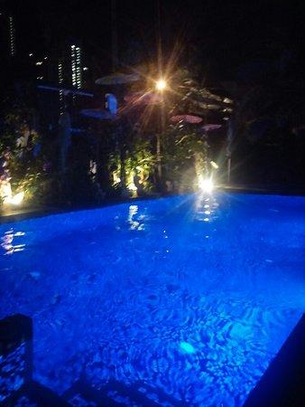 Swiss Paradise Boutique Villa: 20160823_212704_large.jpg