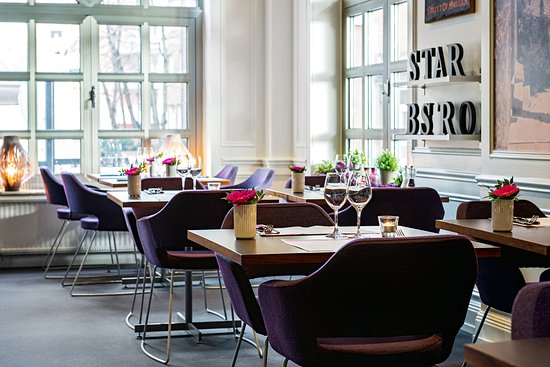 Sollentuna, Swedia: Restaurant Bistro