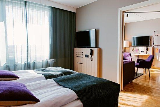 Jönköping, Sverige: Room Suite