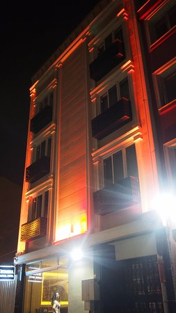 Istanbul Central Hotel Photo