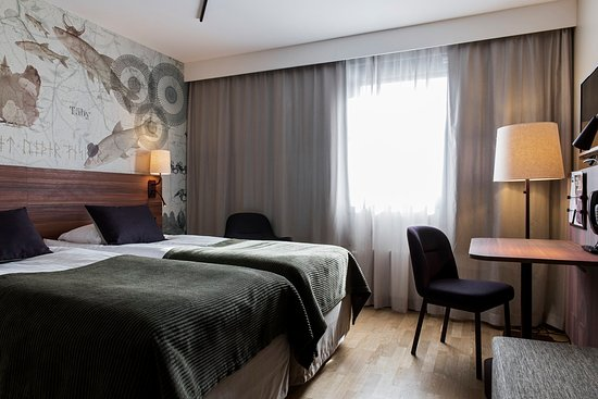 Taby, Suécia: Scandic TBy Superior Room