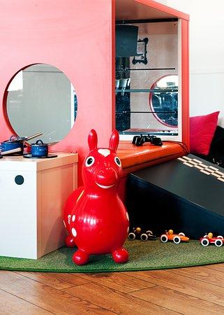 Taby, Suécia: Playroom