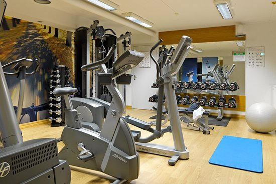 Кокстад, Норвегия: Gym