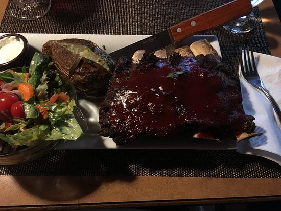 Gibsons, Canada : ribs to bring you back for more