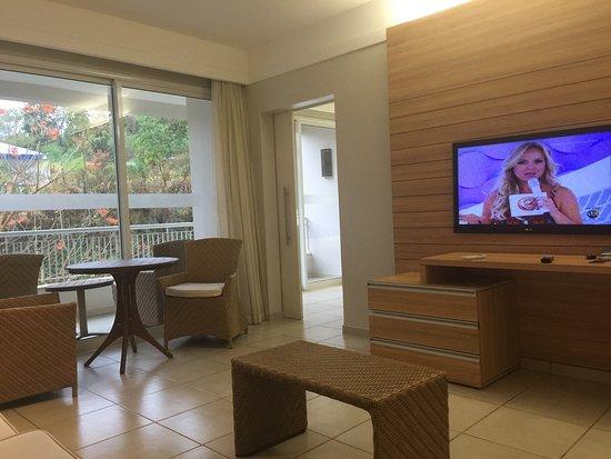 Apartamentos no Rio Quente