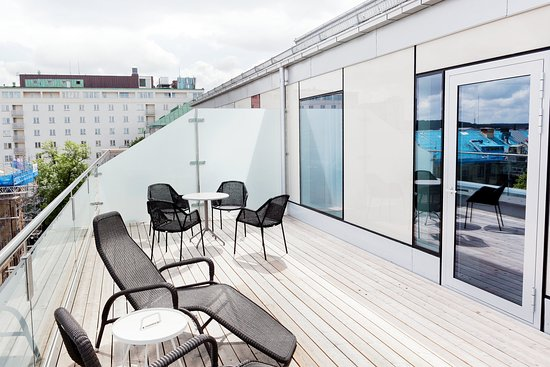 Room ,Superior Extra ,Terrace - Picture of Scandic Rubinen ... on
