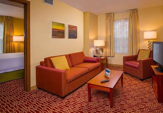 Falls Church, Virginie : Two-Bedroom Suite