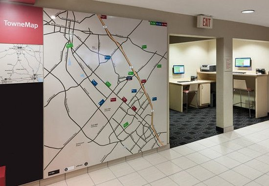 Κόλετζ Στέισον, Τέξας: TowneMap