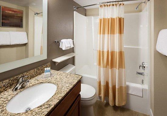 Κόλετζ Στέισον, Τέξας: Studio Suite Bathroom