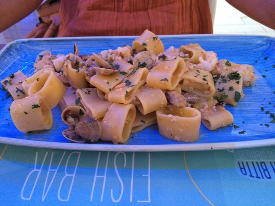 Picture of la bitta fish bar san benedetto for Louisiana fish bar
