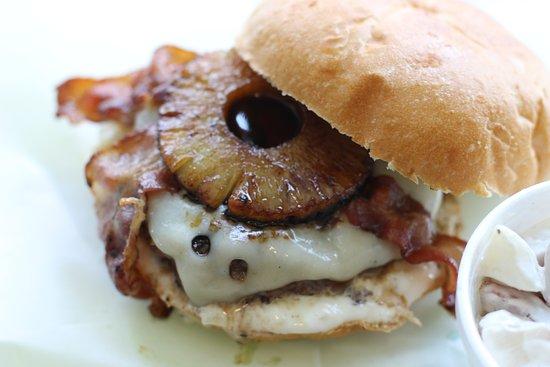 Edgewater, FL: Islander Burger
