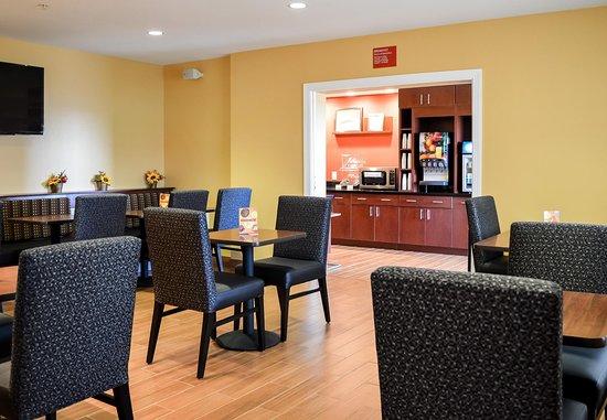 Stafford, Virginie : Breakfast Dining Area