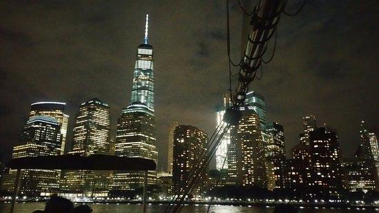 Manhattan By Sail - Clipper City Tall Ship: 20160817_220810_large.jpg
