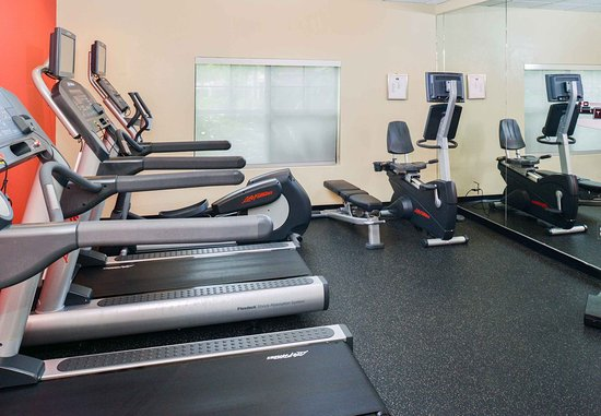 Thousand Oaks, Californië: Fitness Center
